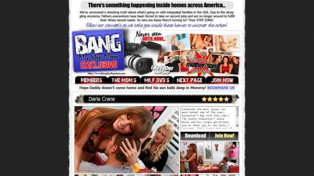 BangMyStepmom.com - SiteRip