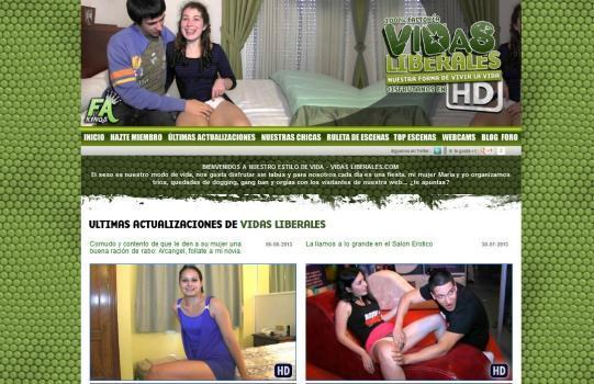 VidasLiberales - SiteRip