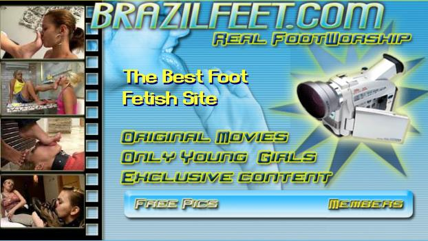 BrazilFeet - SiteRip
