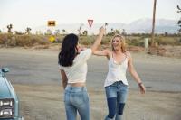 "Camila Mendes & Lili Reinhart - Bongo Jeans ""Bongo BFF's"" Fall 2017 Campaign"