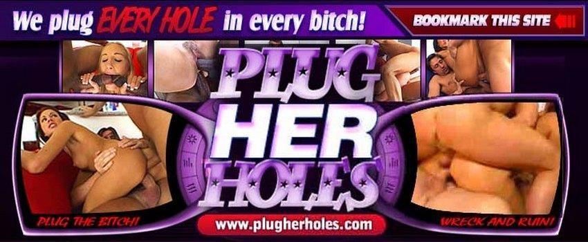 PlugHerHoles – SiteRip
