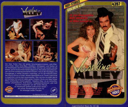 Vasoline alley 1985 - 3 3