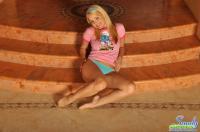 Sandy Summers #332 Little Girl Big Toy! c6hu08lug6.jpg