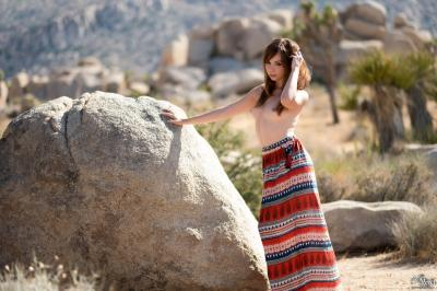 Ariel Rebel - Boho skirt 1