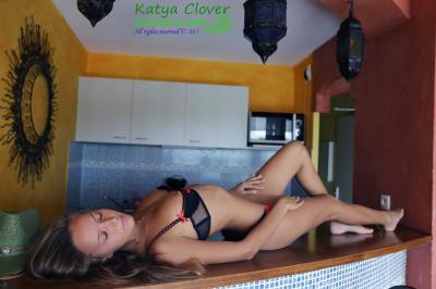 Katya Clover - My Lovely Cucumber