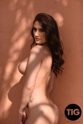 Olivia black naked