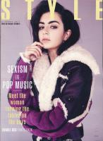 Charli XCX Style Magazine August 27th 2017